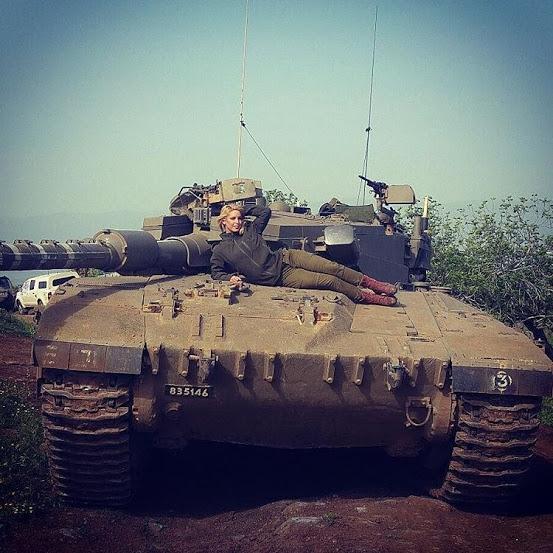 Влюбленный танк