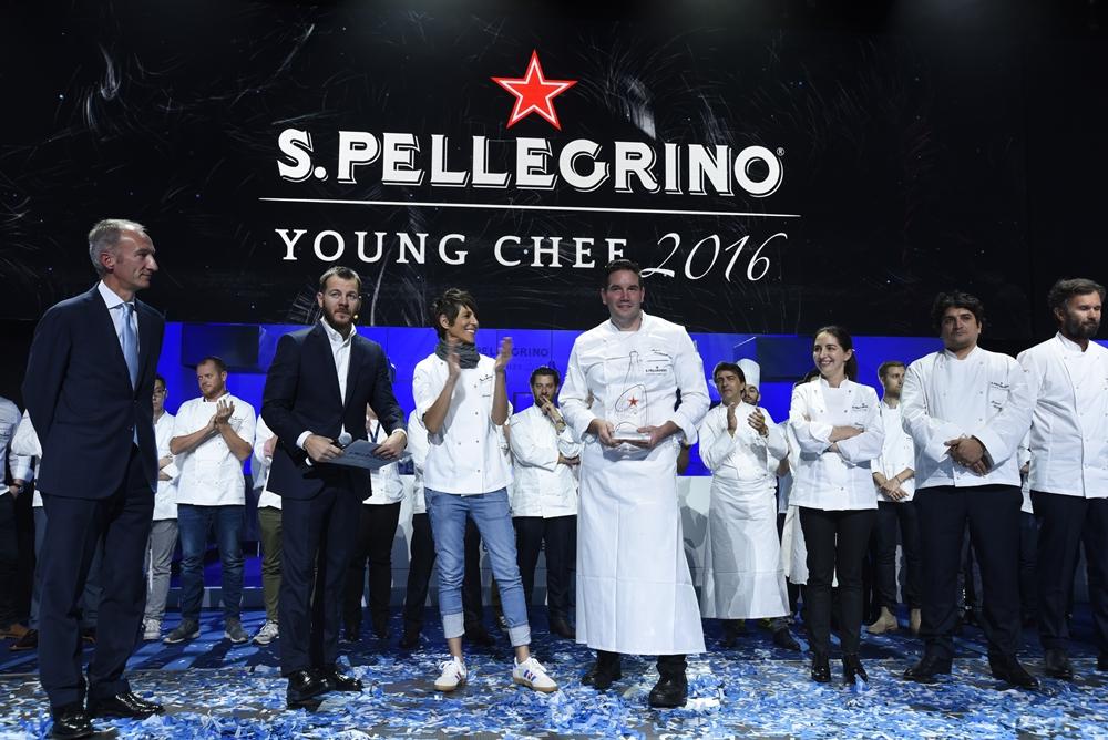 smol Mitch Lienhard - USA - S.Pellegrino Young Chef 2016 Winner