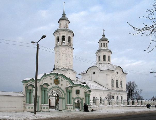 храма Иоанна Предтечи.
