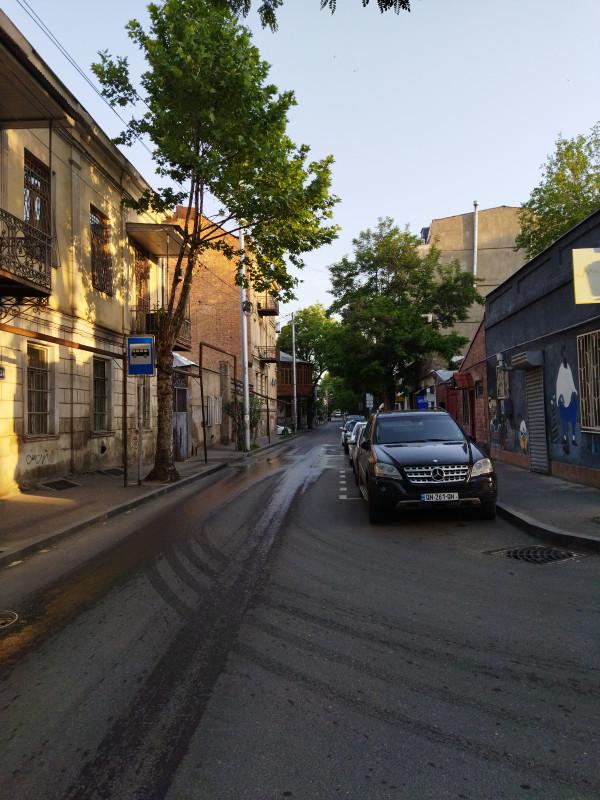И вот я в Тбилиси
