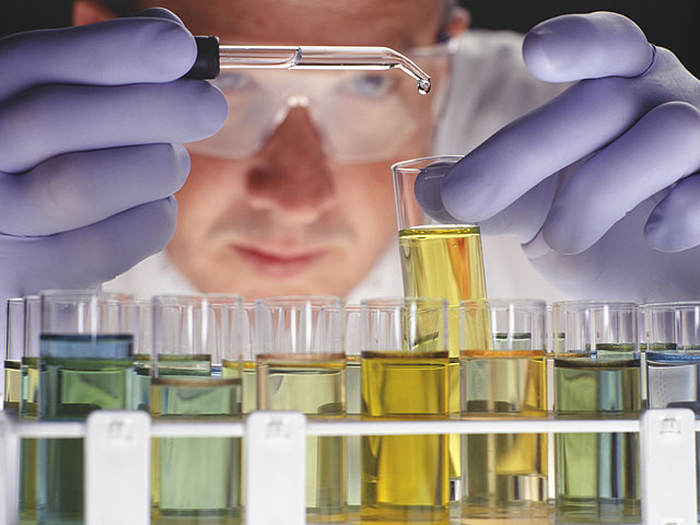 Израильские ученые создали универсальный антибактериальный спрей