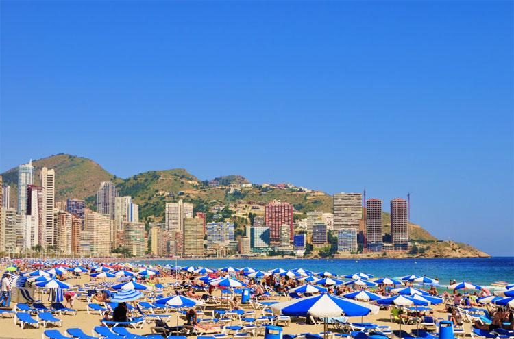 1 Лучшие пляжи Европы 6
