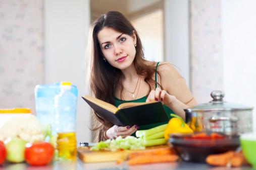 Девушка рецепт