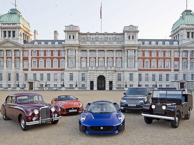 aguar Range Rover и Jaguar Land Rover