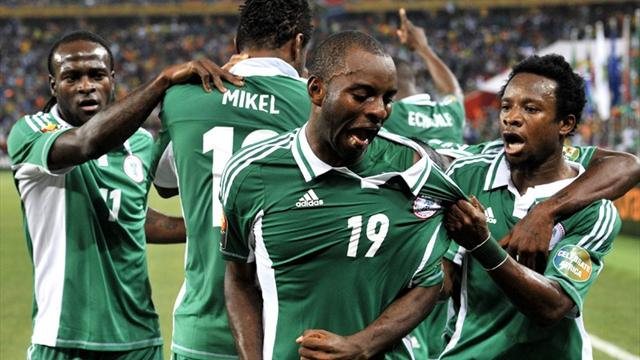 1 нигерия