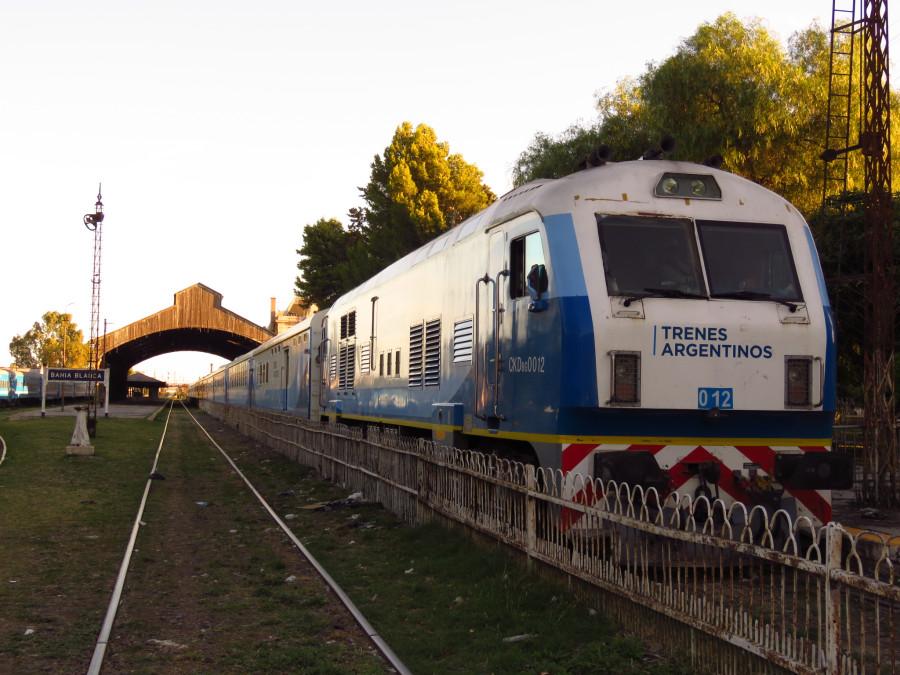 На поезде по Аргентине 2018