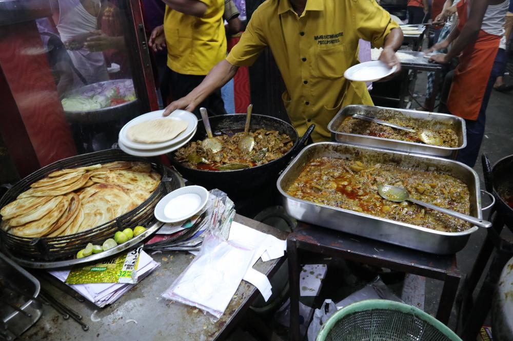 Как питаться дёшево и вкусно в Индии. Или, хотя бы, стараться так питаться