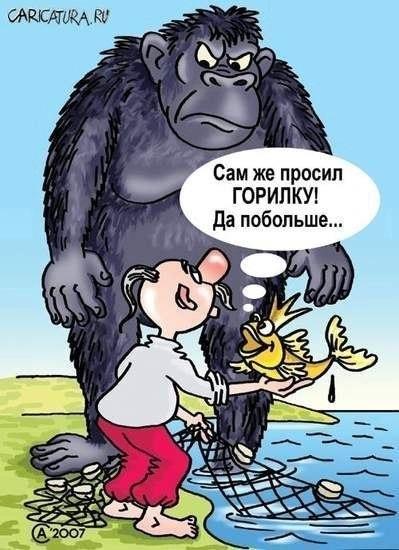 горилка