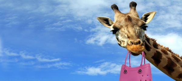 жираф сумка