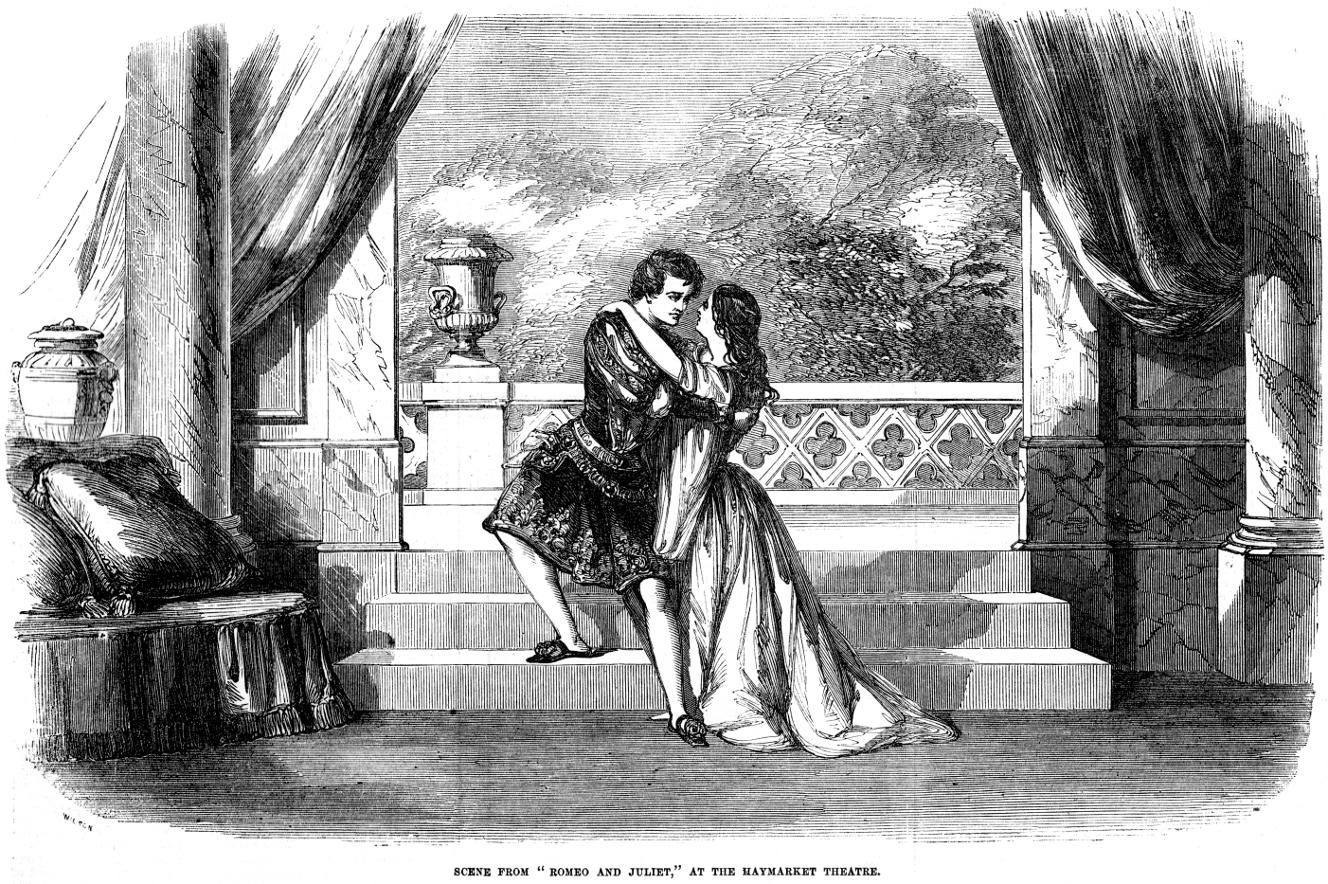 рисунки из произведений шекспира инструмент