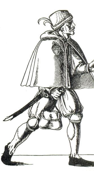 немецкий купец 16 век