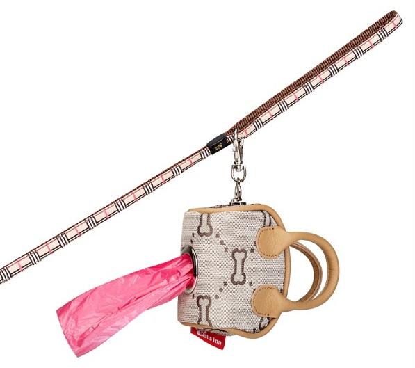 LaPet-Ultimate-Loui-V-Style-Dog-Poop-Dispenser-Bag-Plus-20-Dog-Waste-Bags