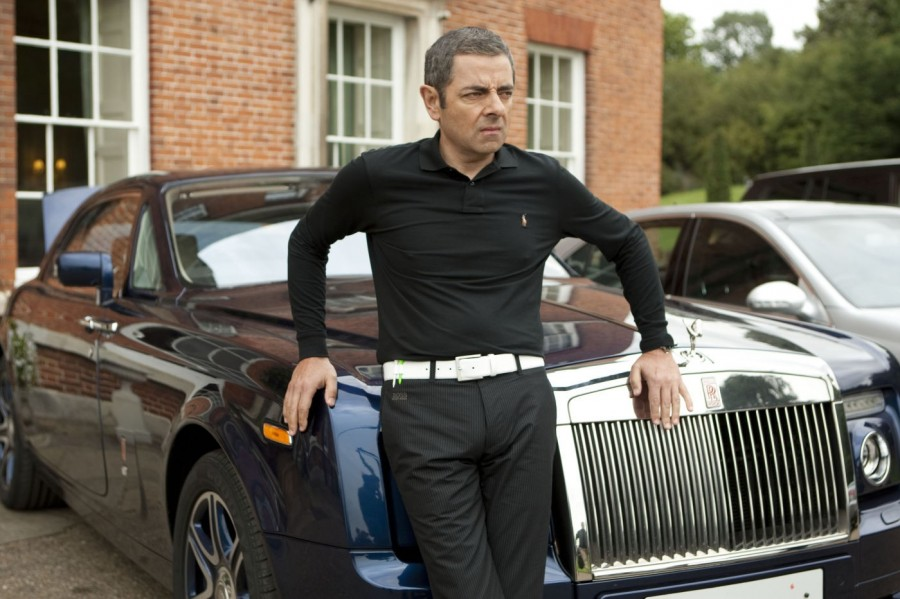 Rowan-Atkinson-with-Rolls-Royce