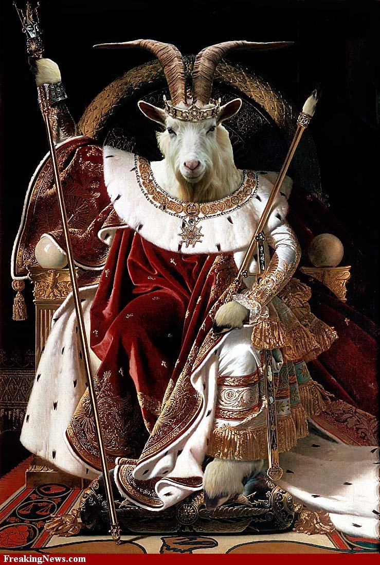 Goat-King