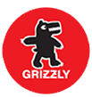 grizzly - red