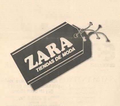 First Zara