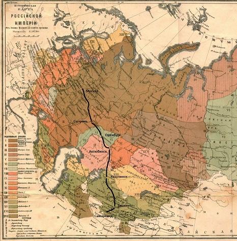 ист-карта-рос-имп