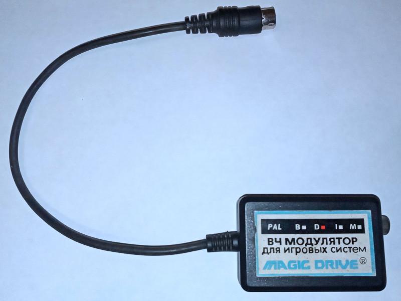 ВЧ-модулятор от SEGA
