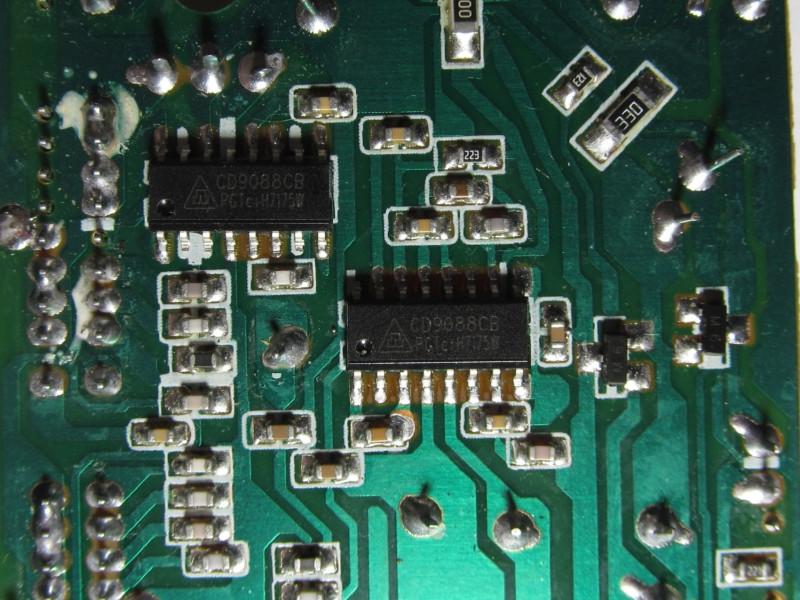 микросхемы приемника
