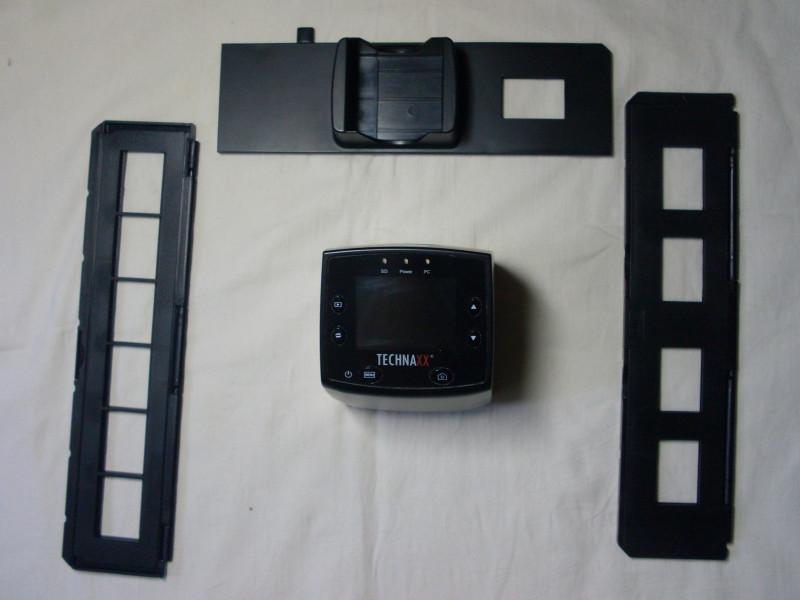 сканер и часть комплекта