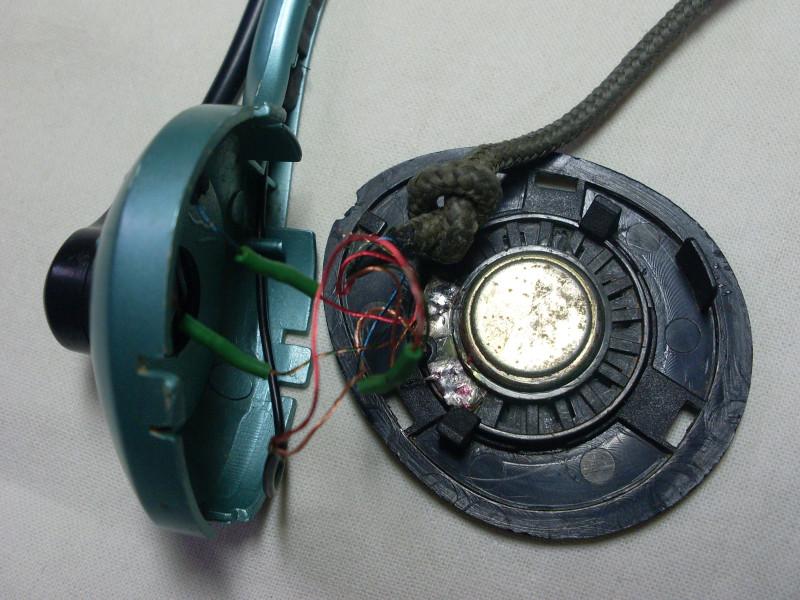 запаяны провода и заизолированы термоусадочной трубкой