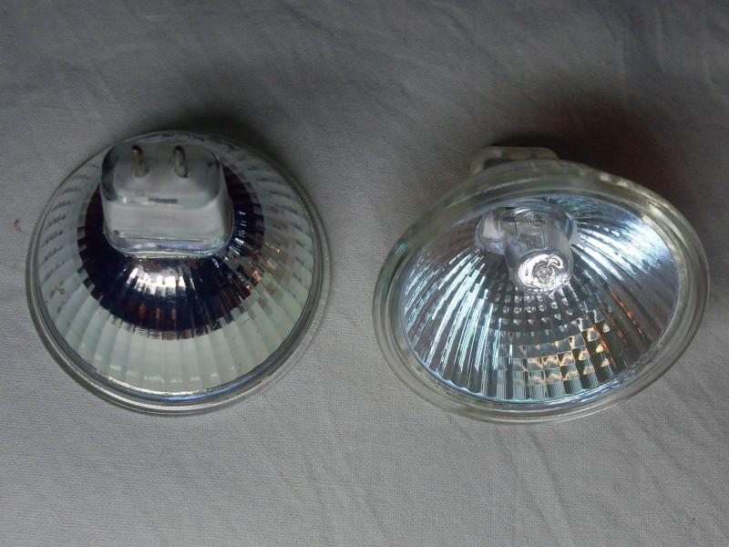галогенки MR16 на 12 воль для встраиваемых светильников
