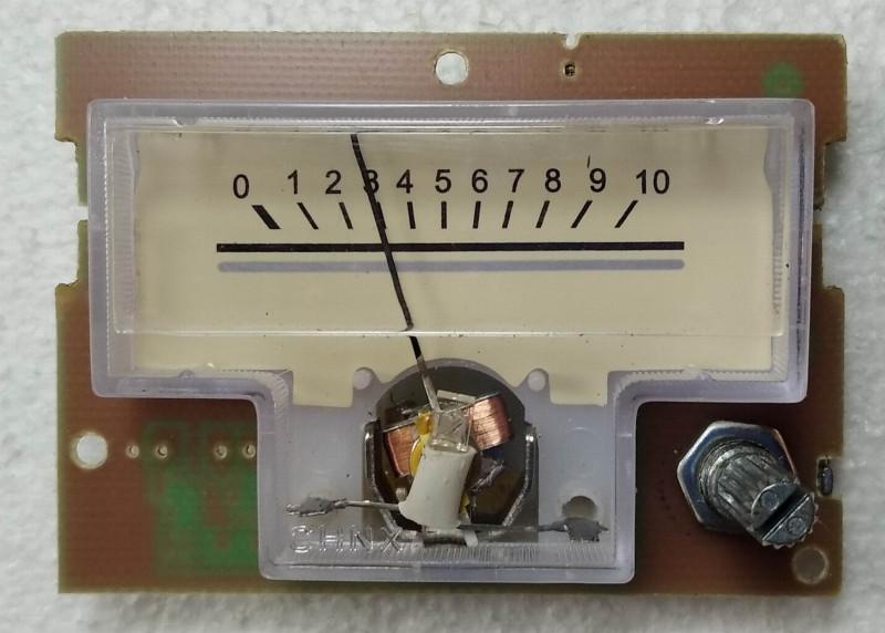 индикатор со светодиодом