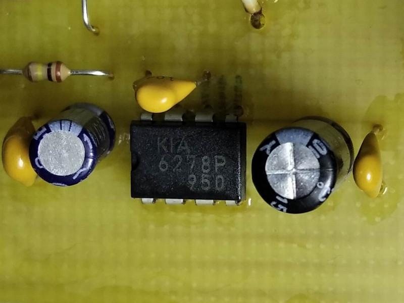 микросхема KIA6278P