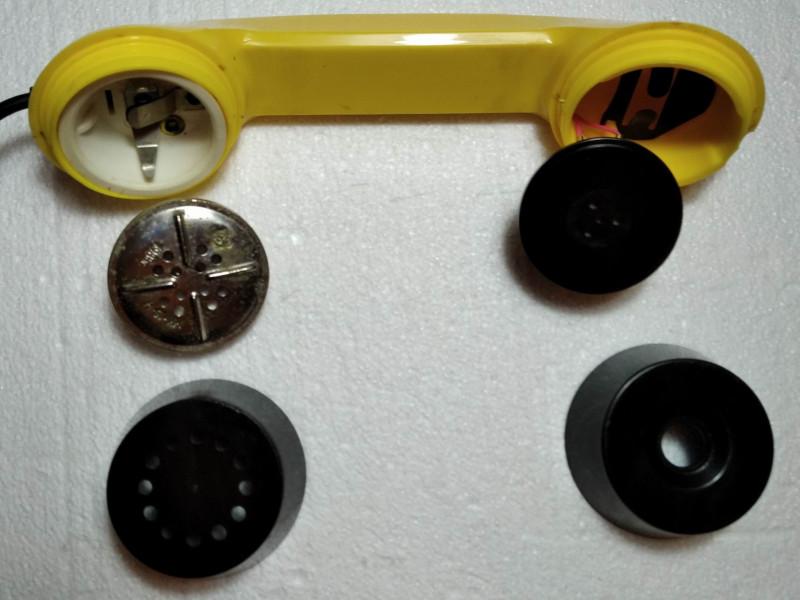 устройство телефонной трубки