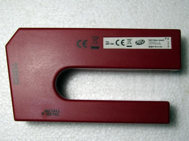 прибор для поиска металлов и проводов под напряжением