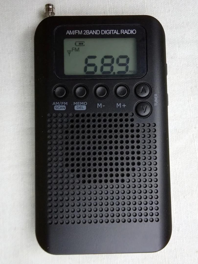 прием частоты 68.9 МГц в городе Гродно