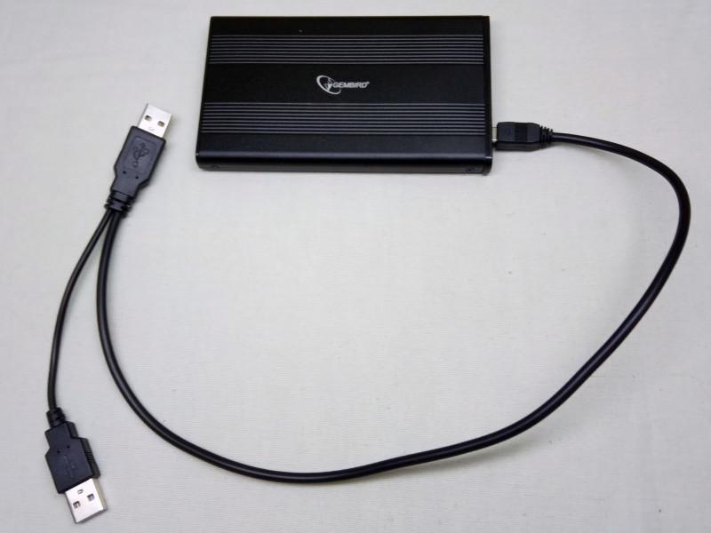 готовый переносной HDD