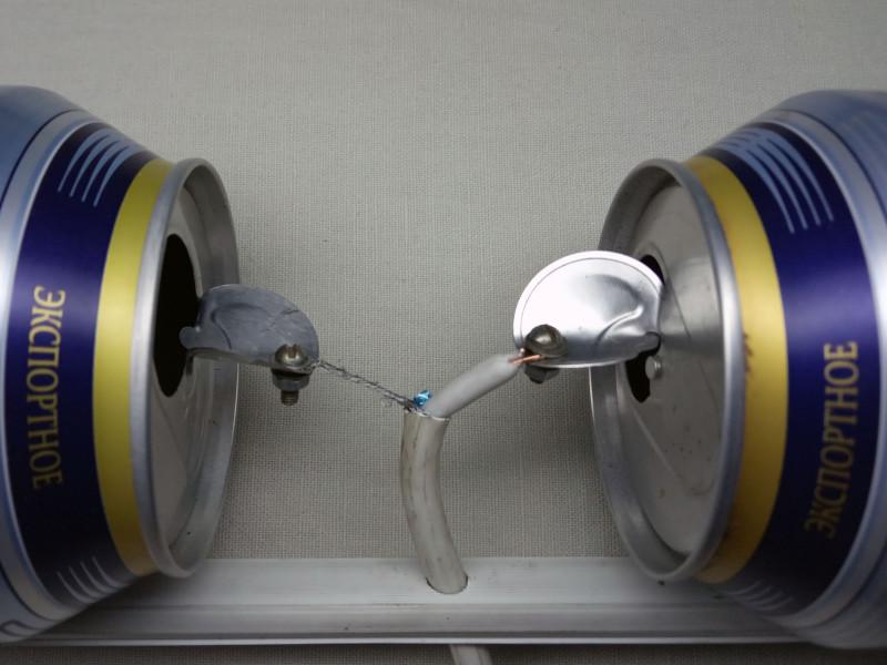 соединение кабеля