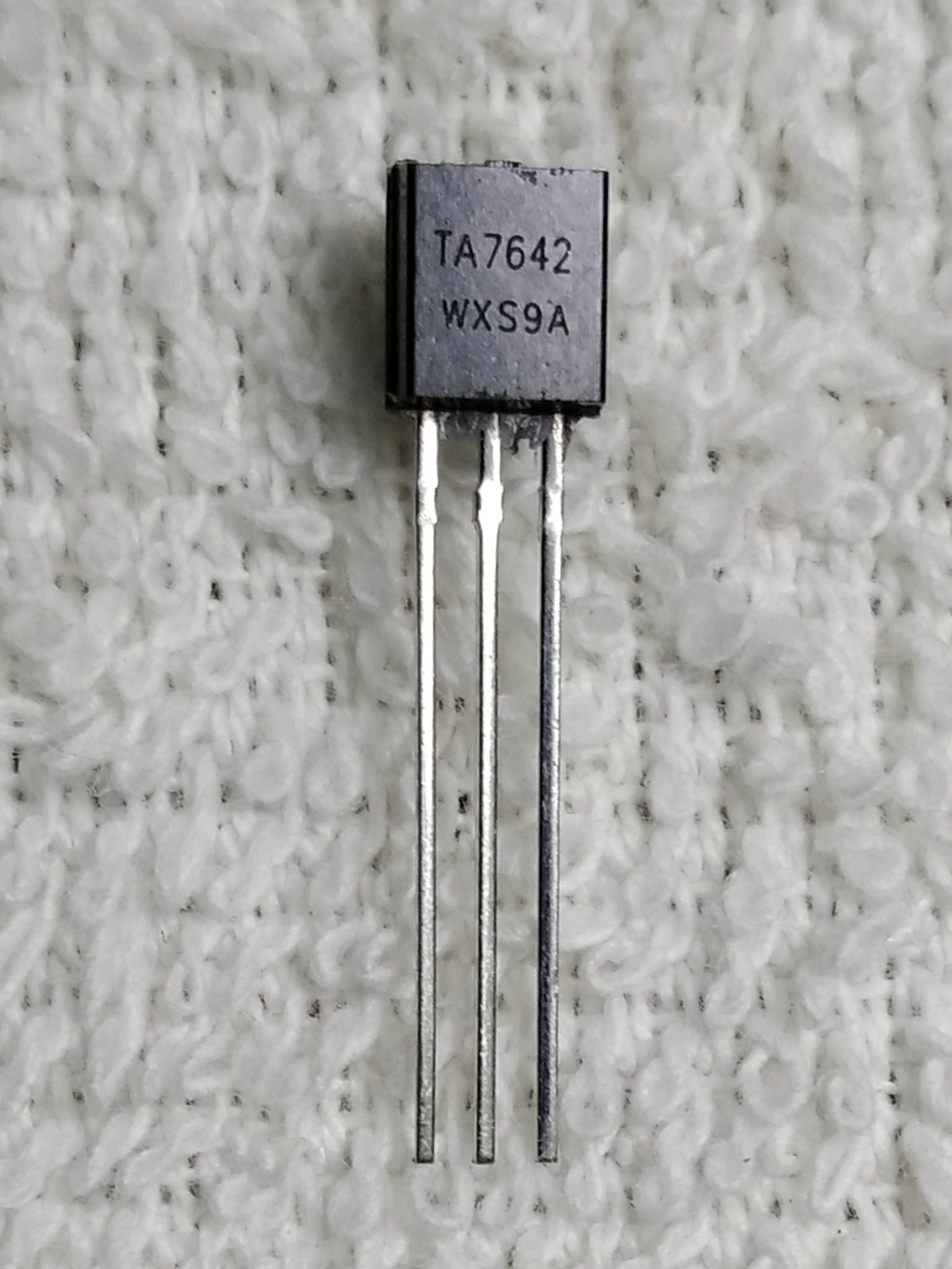 микросхема TA7642