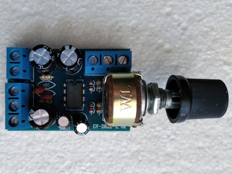 модуль на TDA2822M