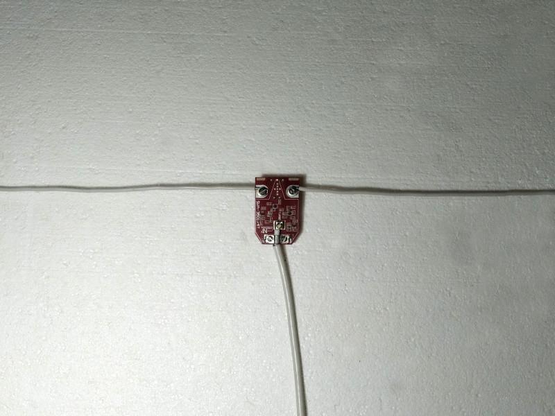 усилитель с самодельной антенной