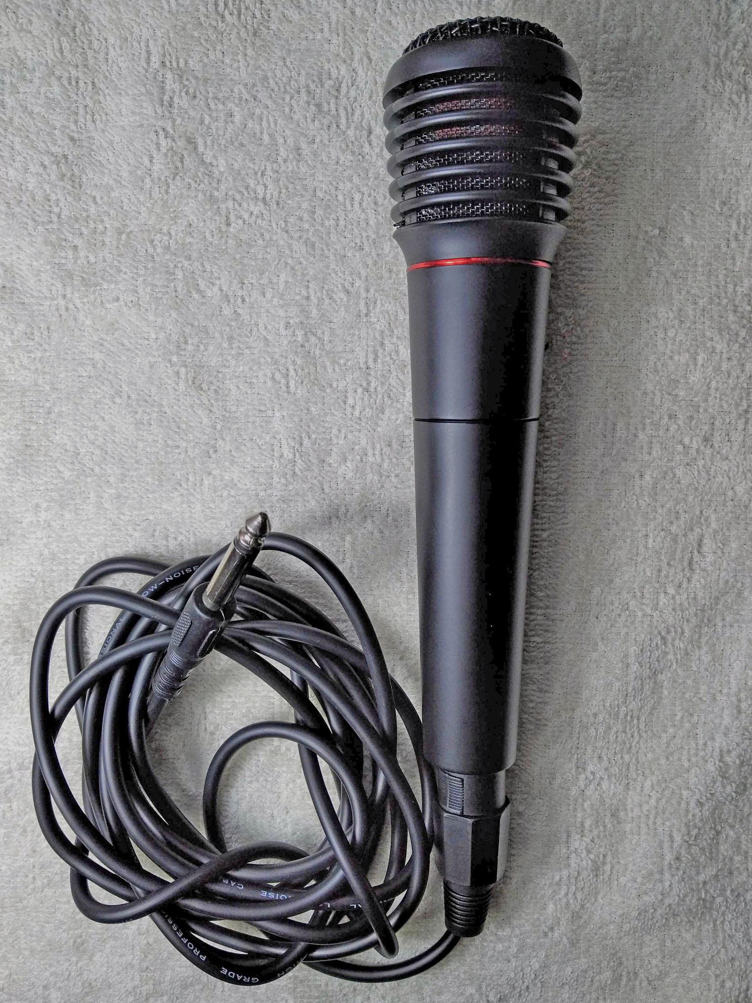 динамический караоке-микрофон