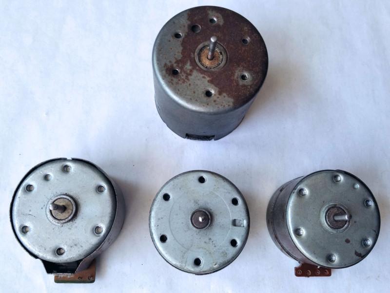 иностранные двигатели постоянного тока
