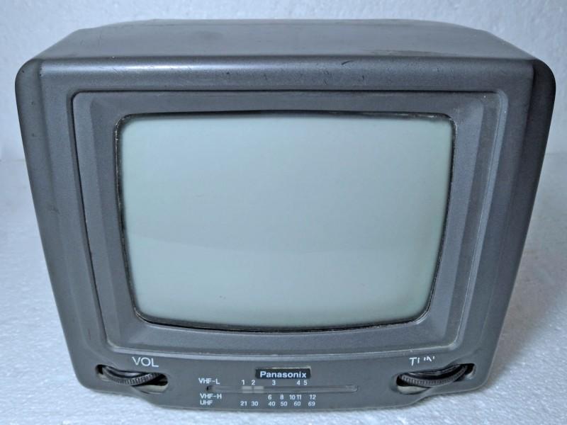 телевизор спереди
