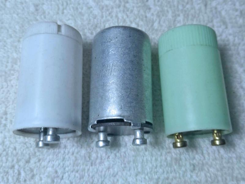 стартеры для люминесцентных ламп