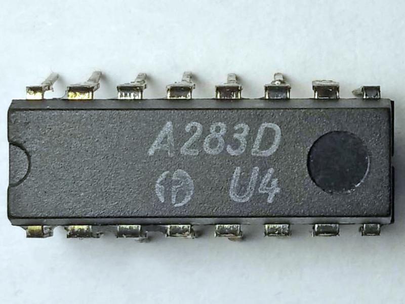 A283D аналог К174ХА10