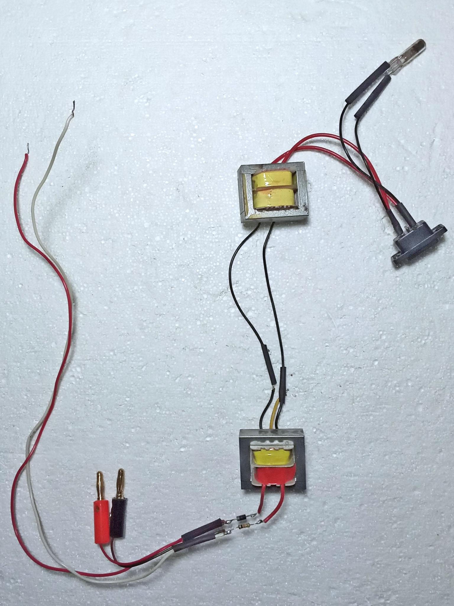 устройство для проверки светодиодов