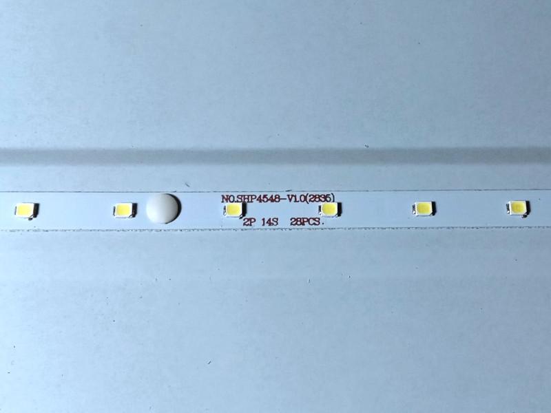 маркировка светодиодных линеек