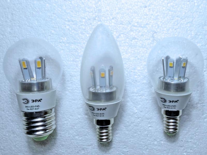 стеклянные светодиодные лампочки