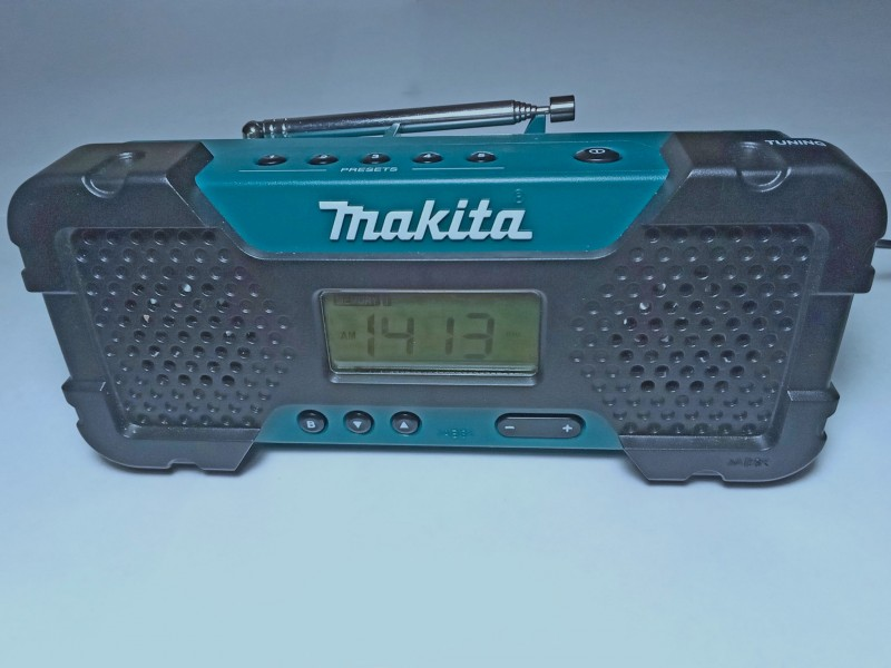 прием 1413 кГц