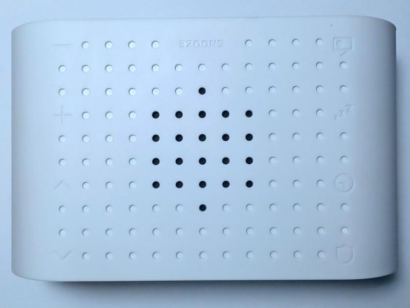 верхняя часть корпуса с кнопками