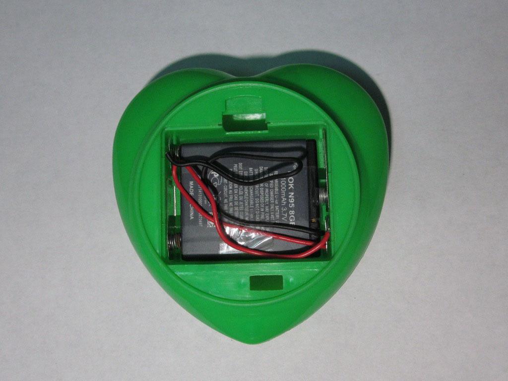 Игрушка питается от аккумулятора для Nokia N95 8Gb