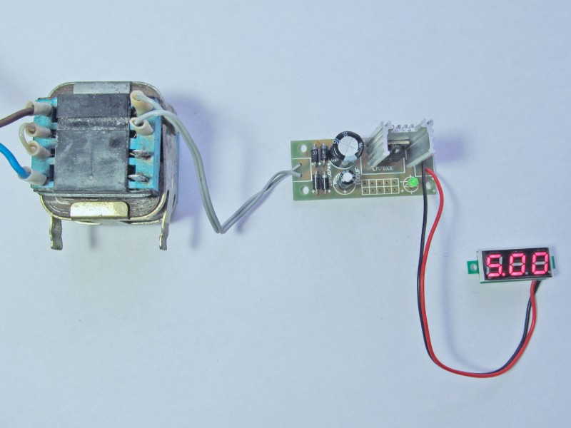 проверка с трансформатором ТП-8-3