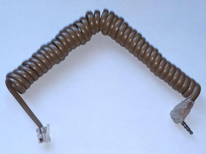 шнур переходник для трубки
