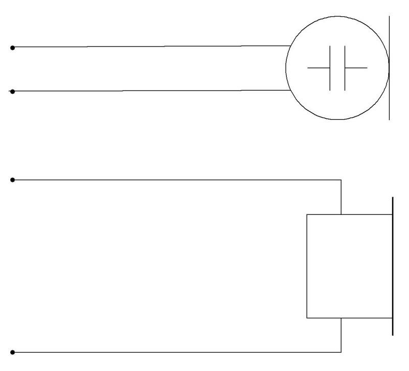 схема трубки